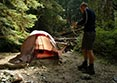 Backpacking Olympic National Park with Kaiyote Tours